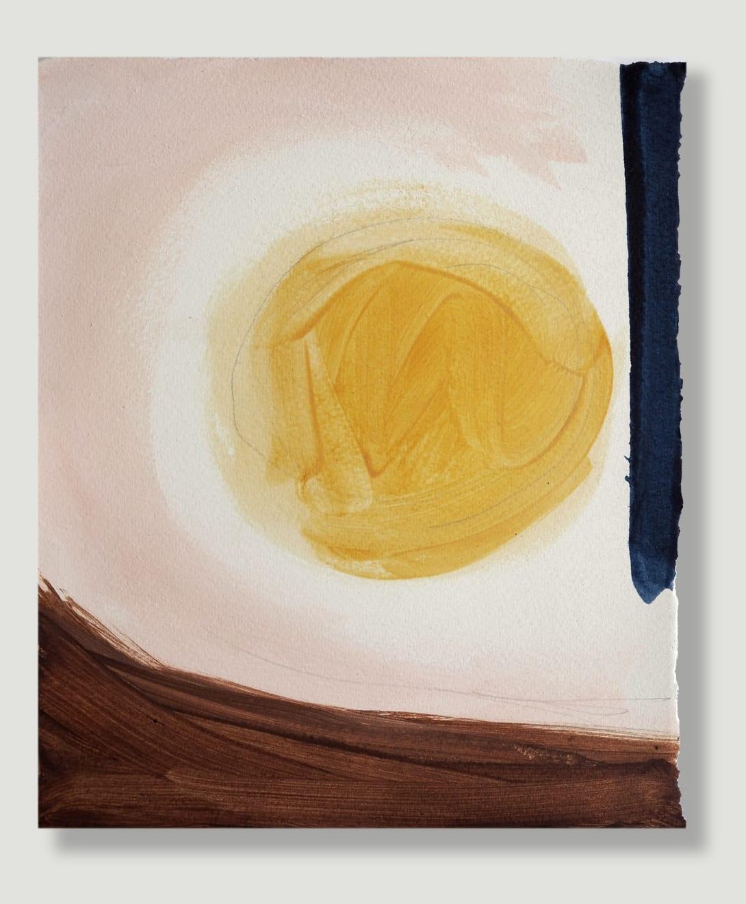 Caroline Popham, Sun Sketch III, 2020