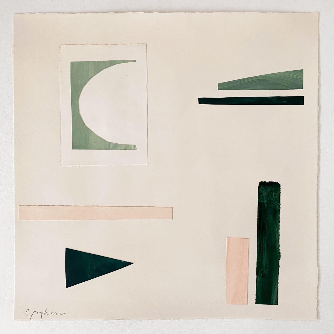Caroline Popham, Untitled 20-24, 2020