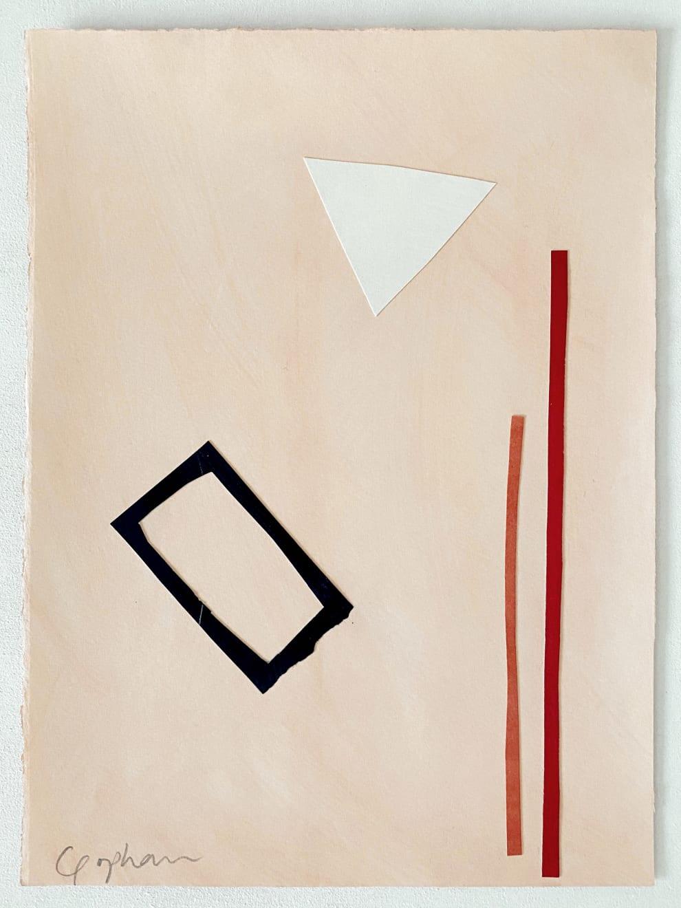 Caroline Popham, Untitled 20-23, 2020