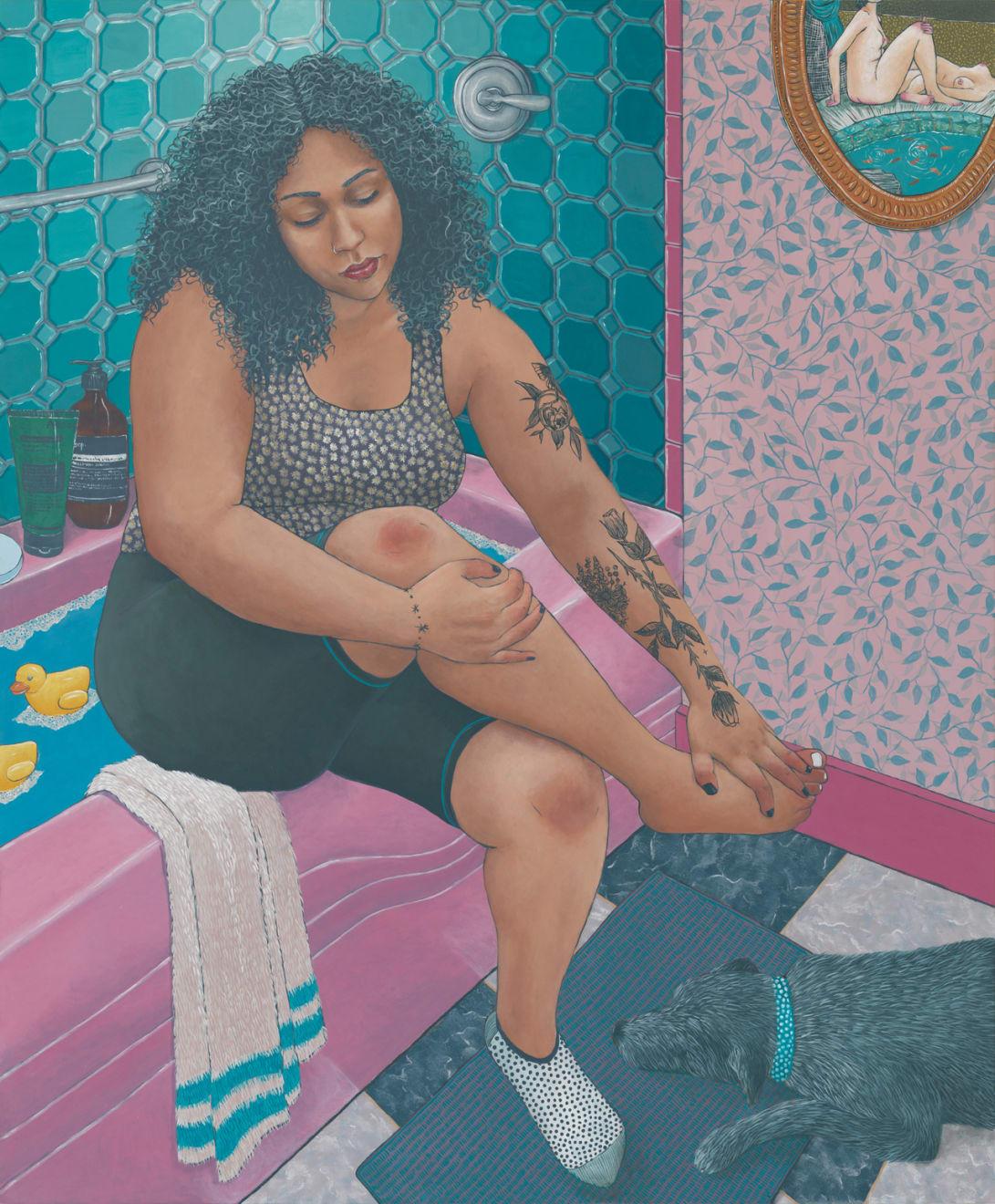 Shona McAndrew, Cheyenne, 2019 | CHART