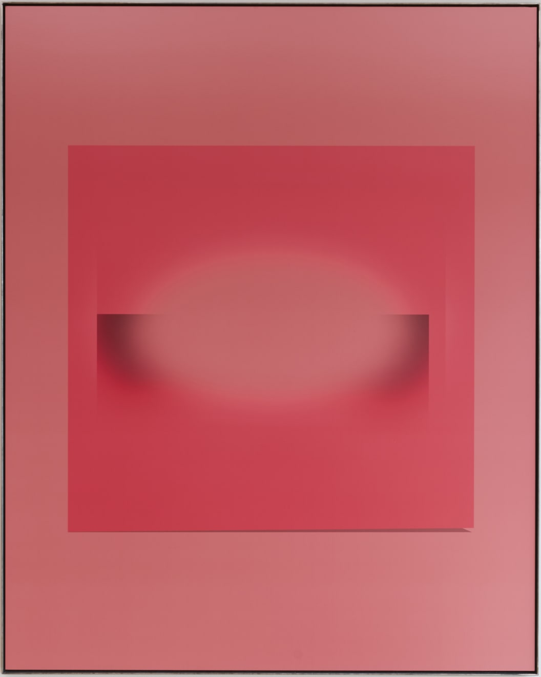 Nemo Nonnenmacher, Volume (red) , 2017