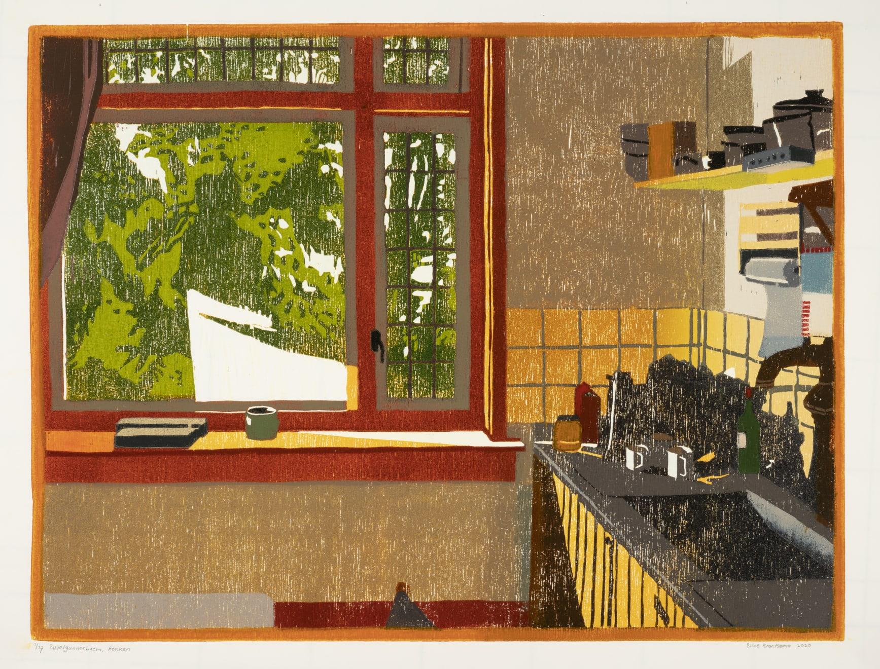 Eline Brontsema, Keuken, 2020