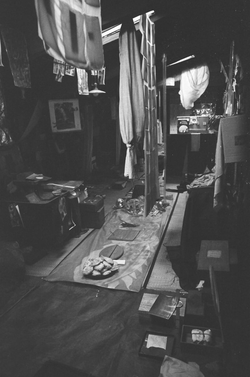 Mitsutoshi Hanaga, Matsuzawa Yutaka's Psi Zashiki Room in Shimo Suwa, Japan, 1969