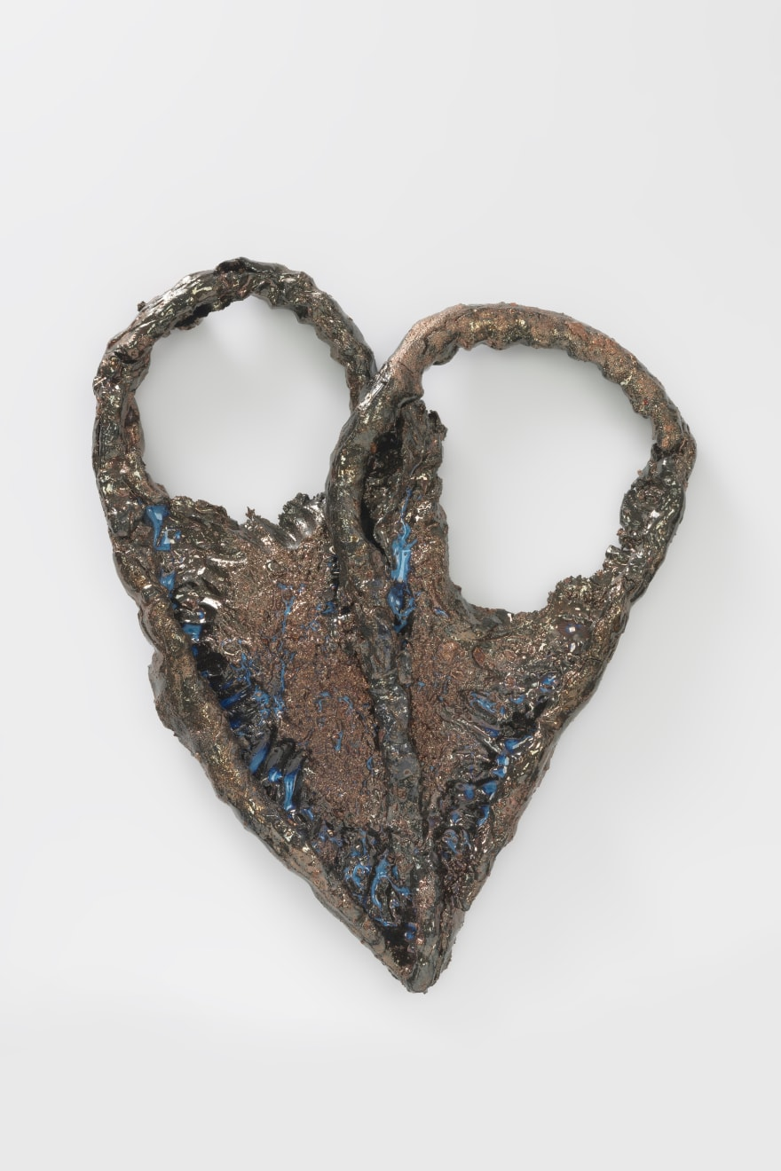 Sterling Ruby, HEART (7119), 2019