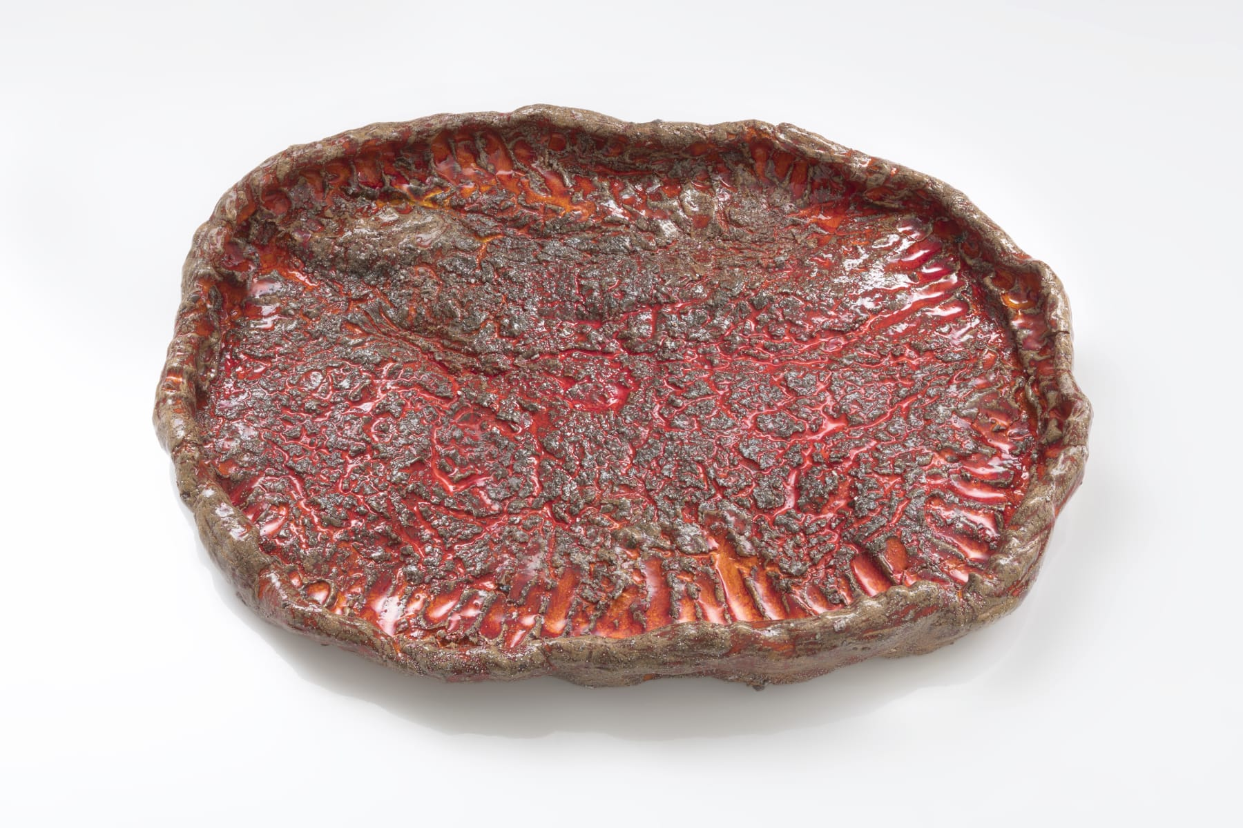 Sterling Ruby, ASHTRAY 548, 2019
