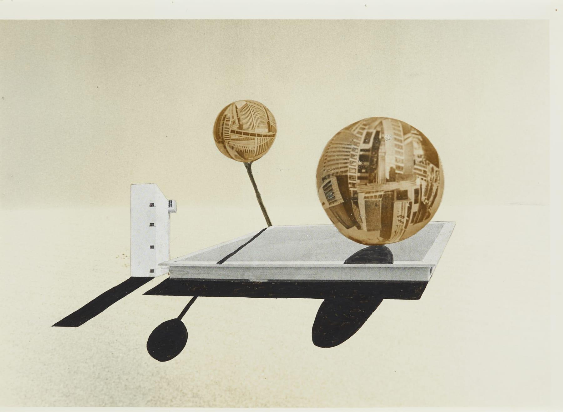 Kansuke Yamamoto, Floating City, 1950