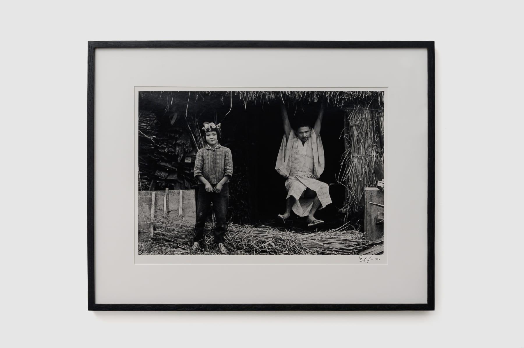 Eikoh Hosoe, Kamaitachi #19, 1965/ 2007