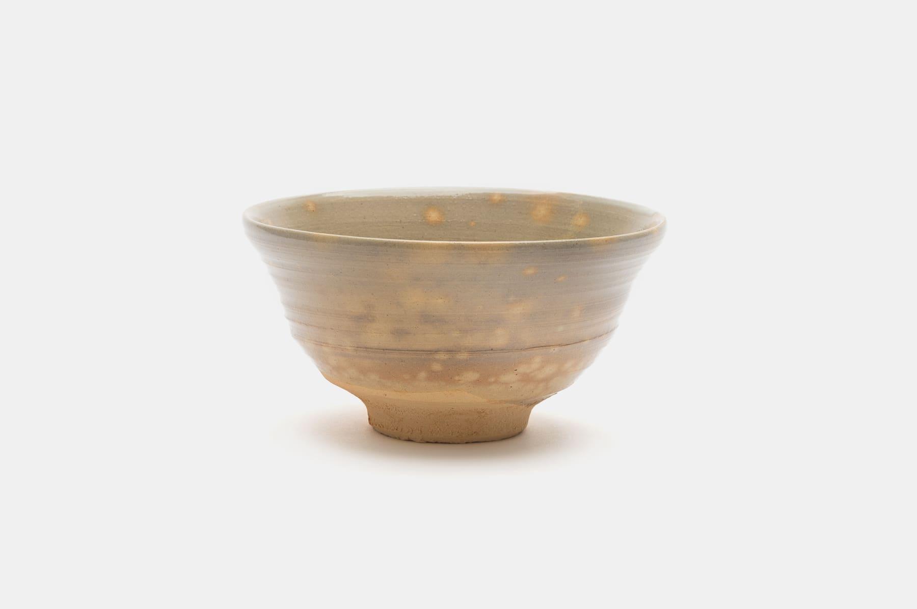 Hosai Matsubayashi XVI, Kase Chawan 鹿背 茶碗, 2019