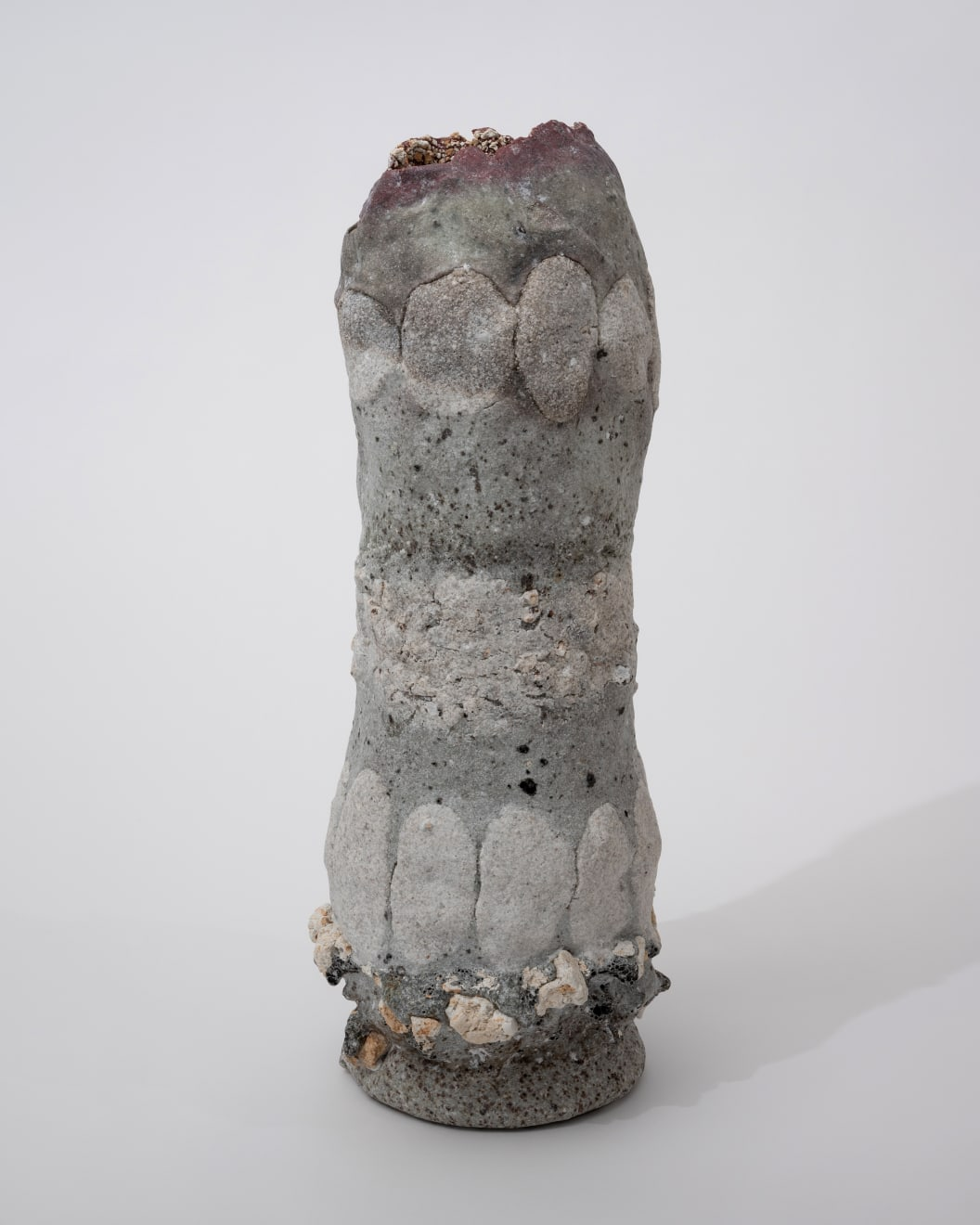 Masaomi Yasunaga, 熔ける器 / melting vessel, 2019