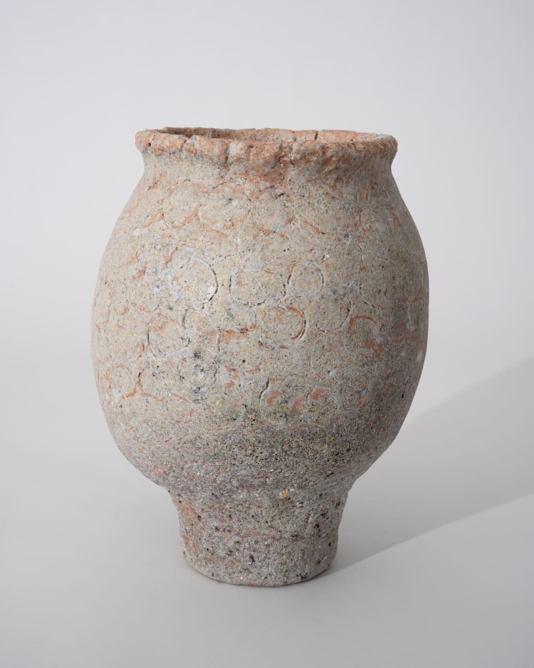Masaomi Yasunaga, 石の器 / stone vessel, 2019
