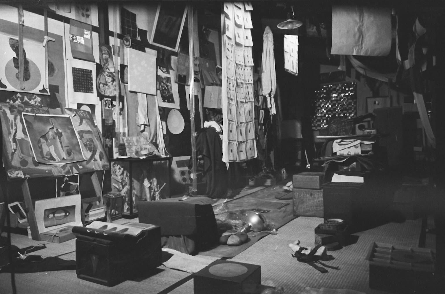 Mitsutoshi Hanaga, Matsuzawa Yutaka's Psi Zashiki Room in Shimo Suwa, 1969