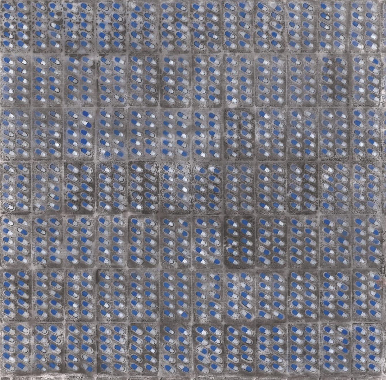 Zhang Yanzi 章燕紫, Medi-Chip 4 空芯片 4, 2016