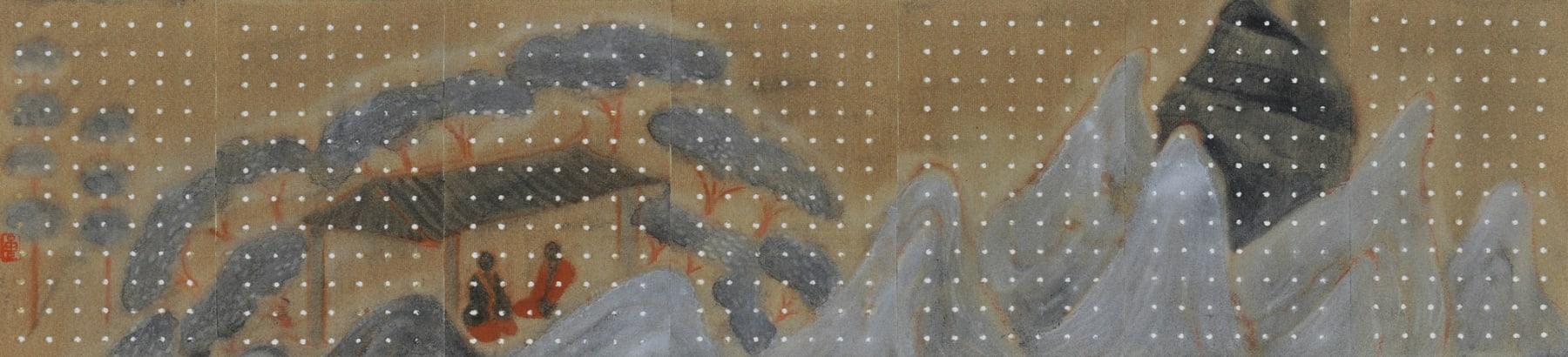 Zhang Yanzi 章燕紫, Road (1/5) 路 (1/5), 2014