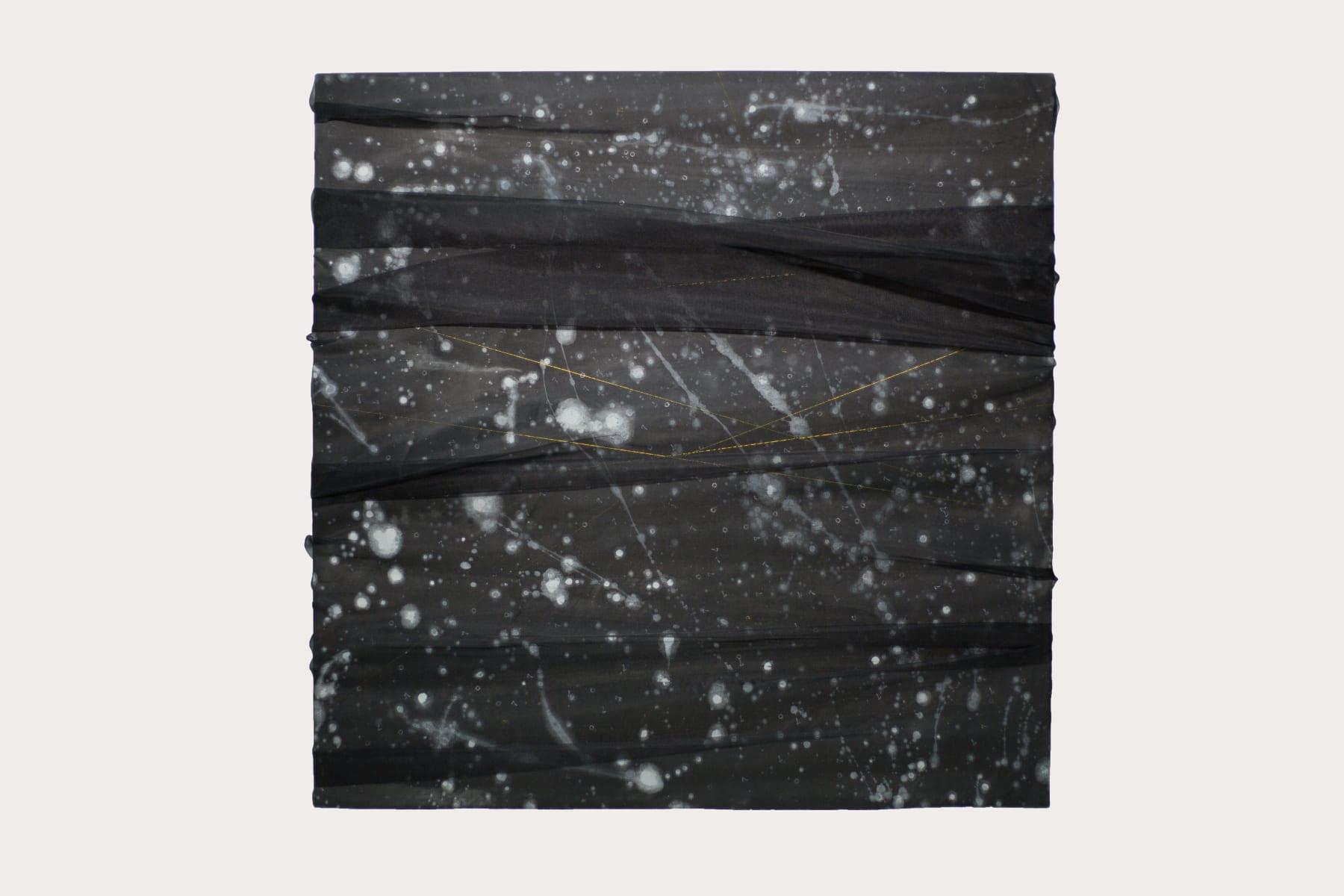 Zhang Yanzi 章燕紫, Infinite No.7 無窮7, 2017