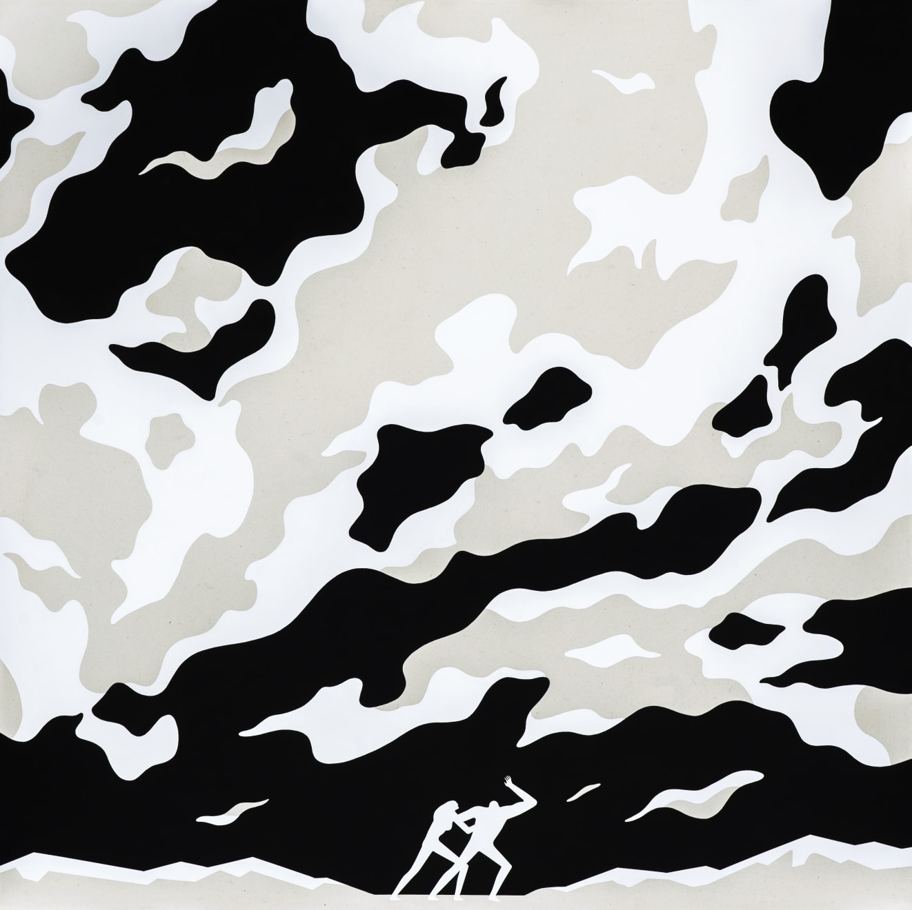 Cleon Peterson, Exile, 2019