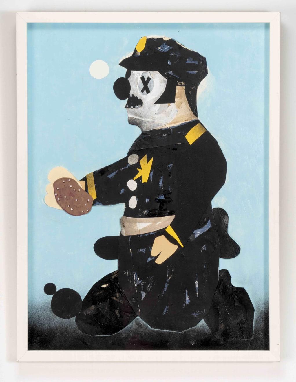 TL Solien, Cop With Potato, 2014