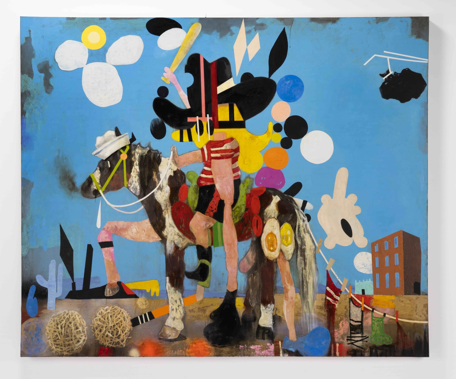 TL Solien, The Paint, 2017 - 2018