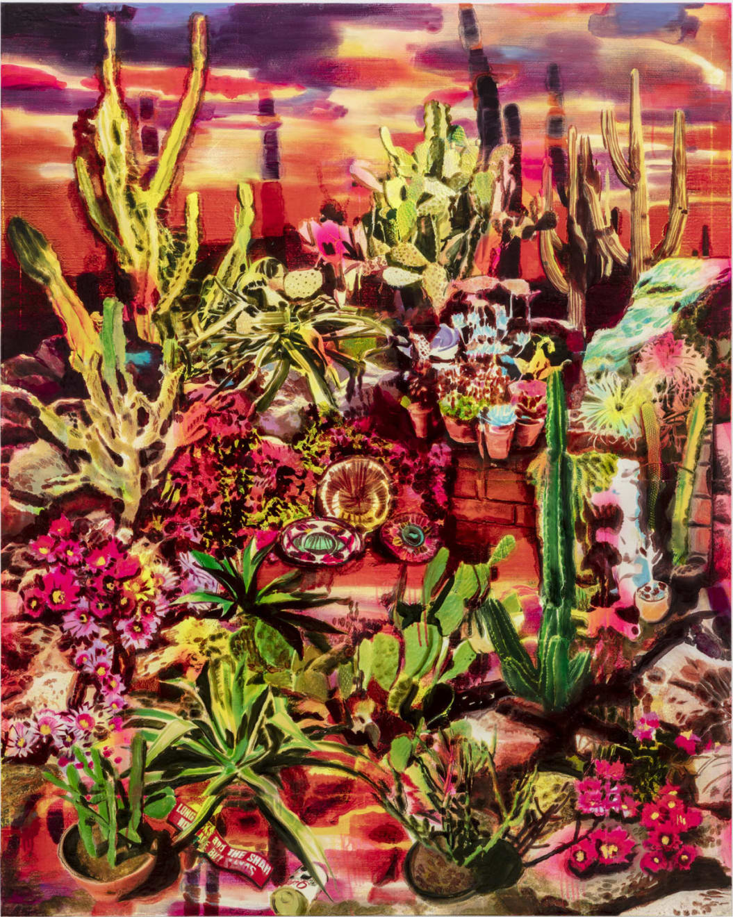 Rosson Crow, Heat Wave, 2020