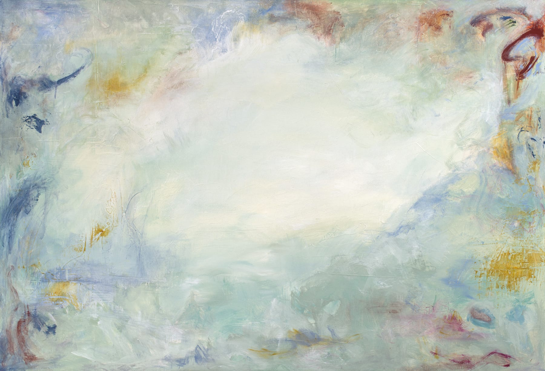 Patricia Qualls, A Tranquil Space, 2020