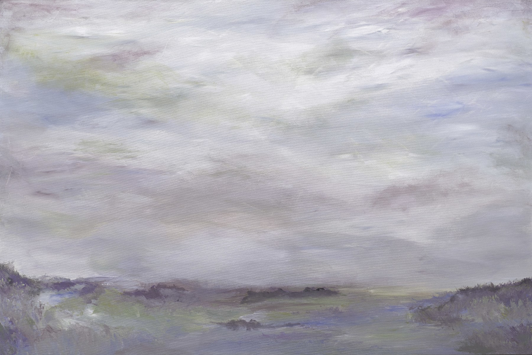Patricia Qualls, Carmel Lagoon, 2020