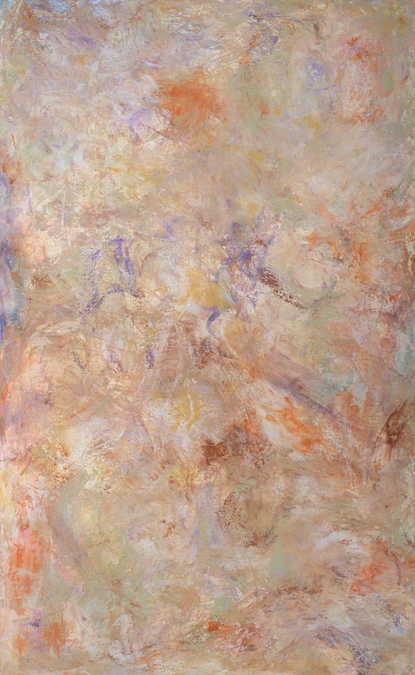 Patricia Qualls, Weavings of Healing Light, 2020