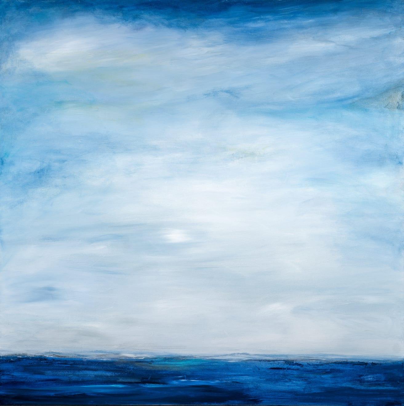 Patricia Qualls, Carmel Seascape, 2020