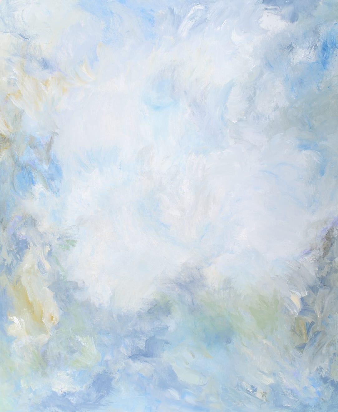 Patricia Qualls, Breathing in Nature, 2021