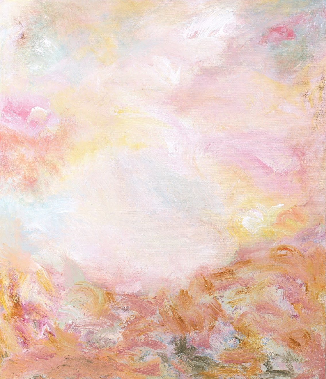 Patricia Qualls, Healing Spring, 2020