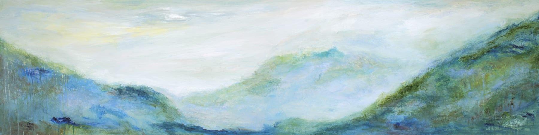 Patricia Qualls, Mountains to the Sea, 2020