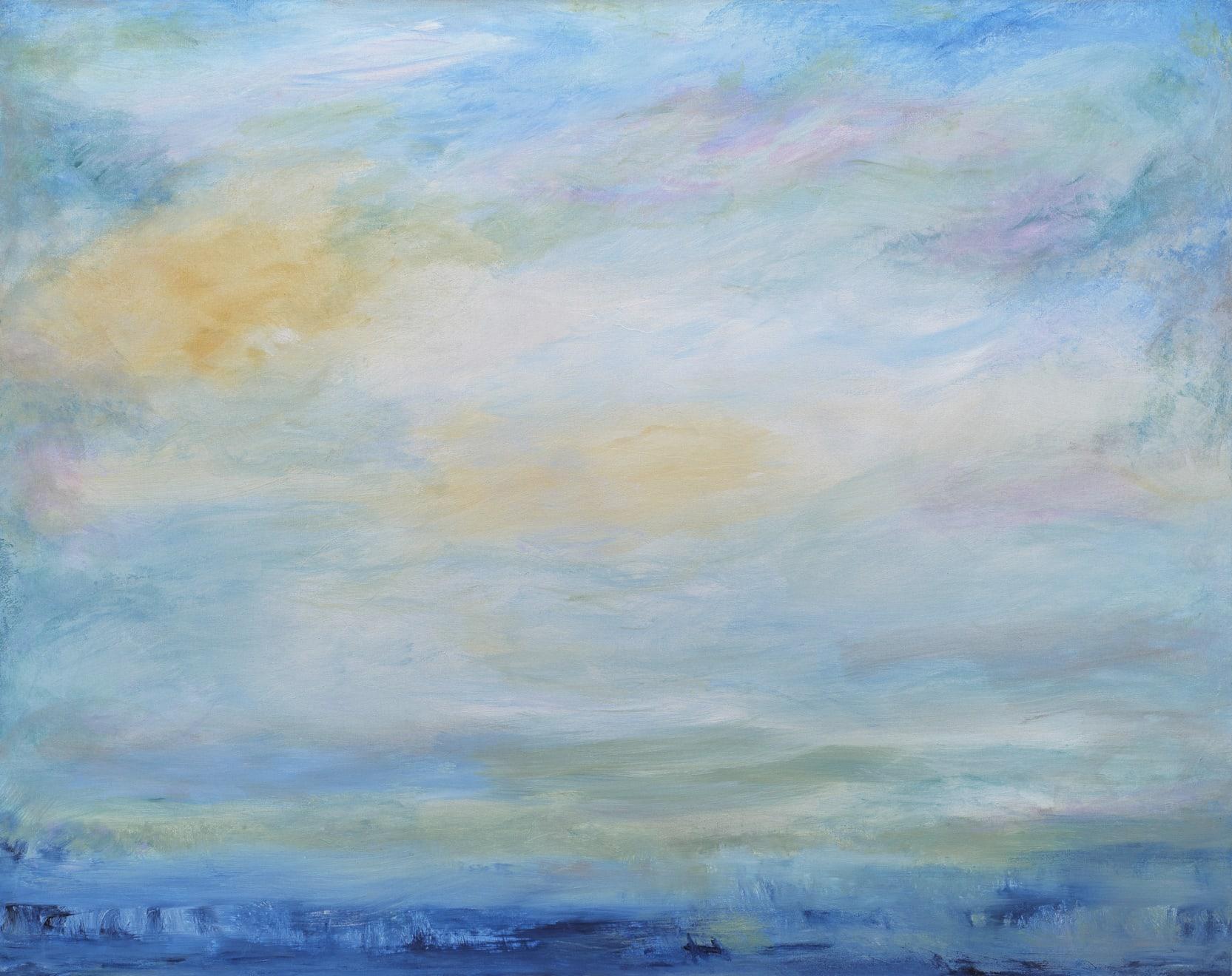 Patricia Qualls, Seascape, 2019