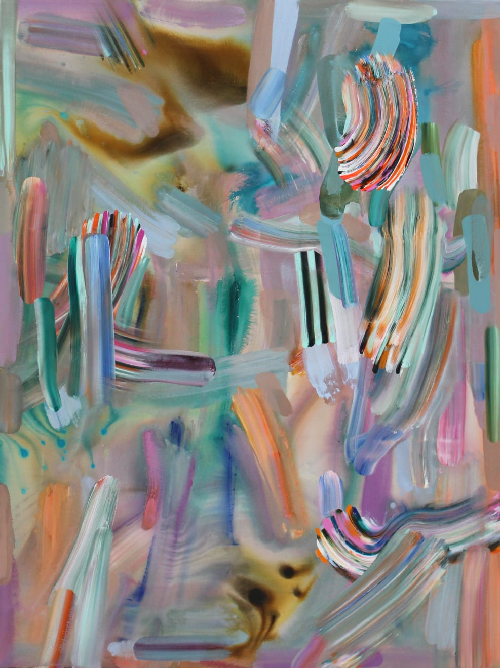 Kissed into Translucence
