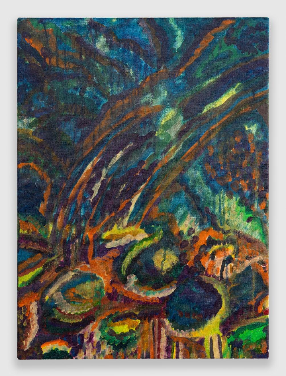 Rob Ventura, Andromeda X (Waterlilies IV), 2019