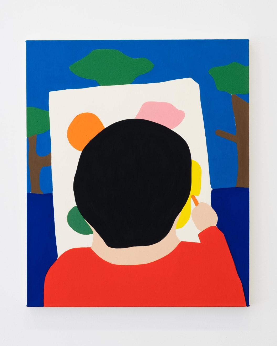 James Ulmer, Painter, 2021