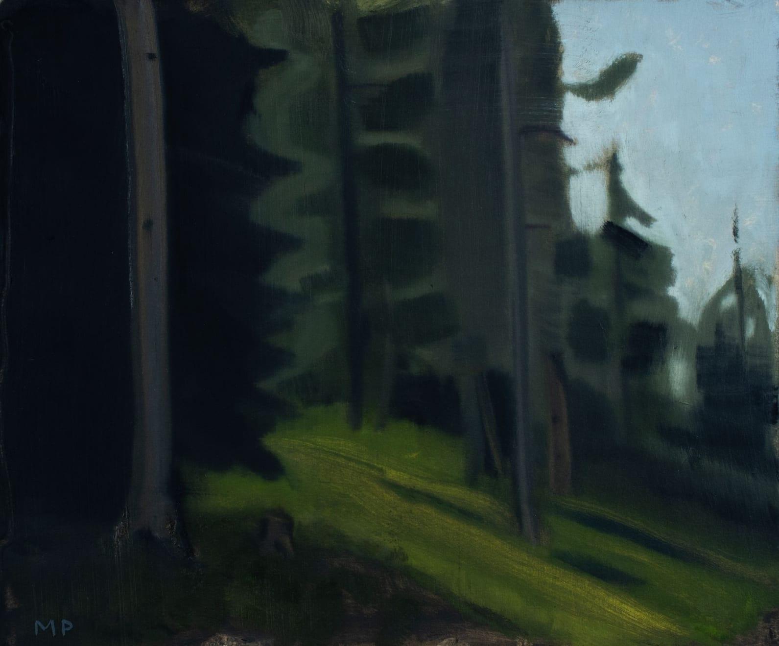 Mike Piggott, Evening Forest