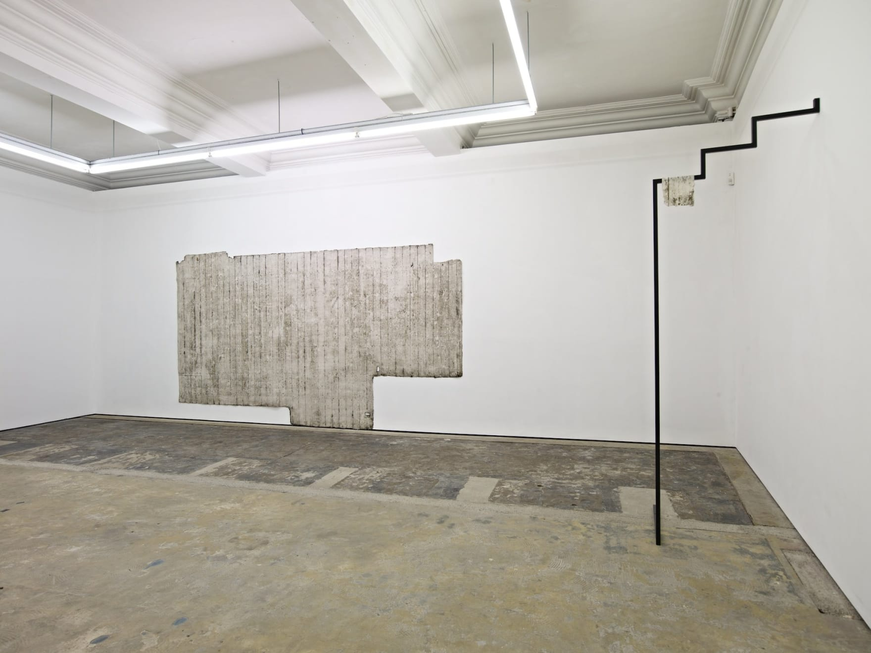 Jennifer Douglas, (First) Second Floor, 2013