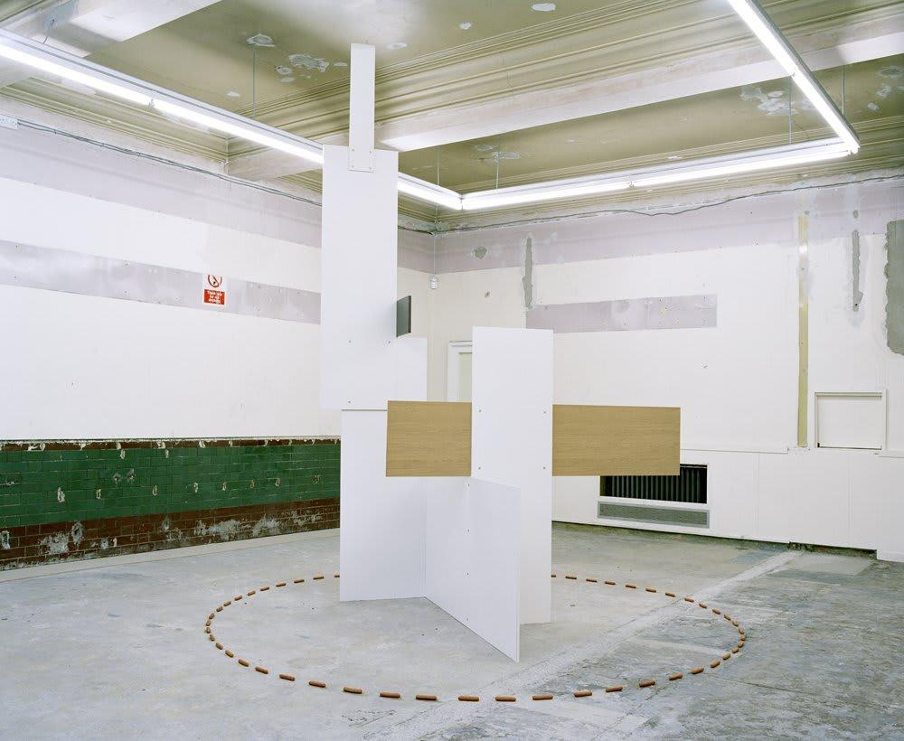 Eric Bainbridge, Postwurstendung, 2008