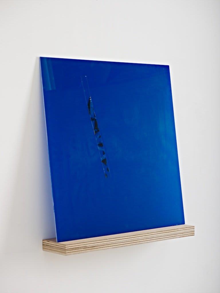 Jennifer Douglas, Misery (Blue), 2012
