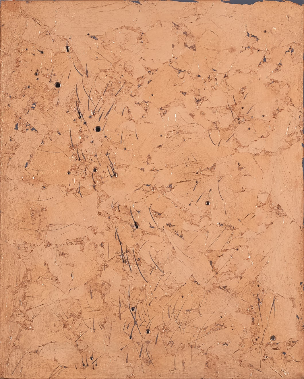 Jennifer Douglas, Entropic Cosmos (Copper I), 2019