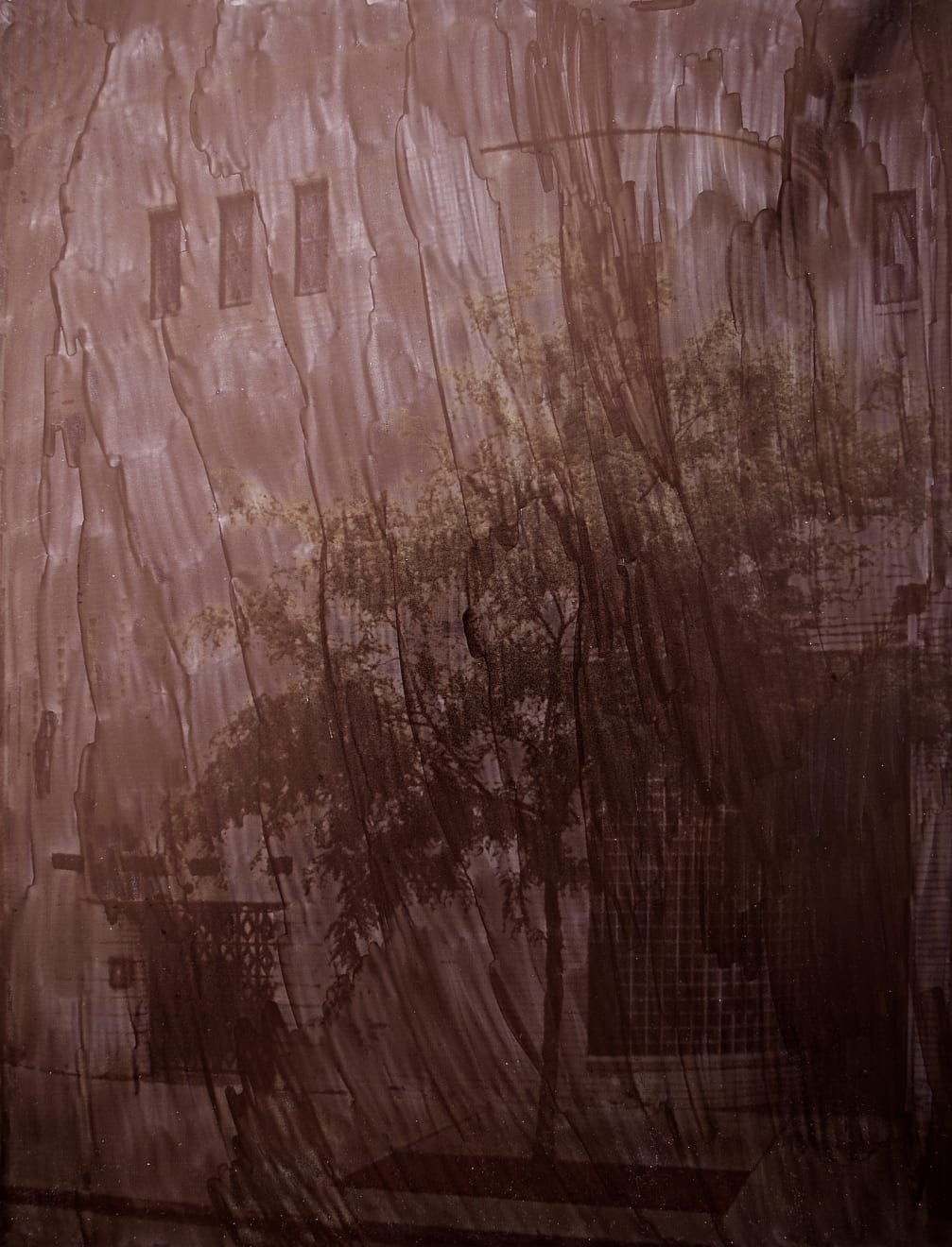 Cath Campbell, Untitled (Tree), 2014
