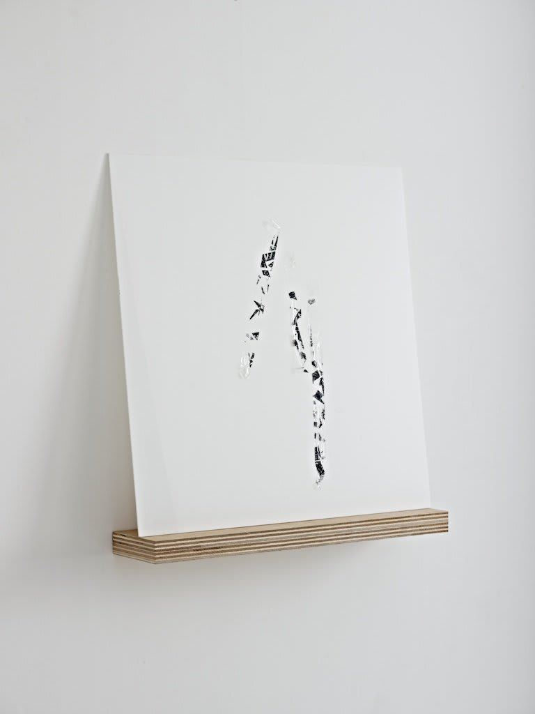 Jennifer Douglas, Misery (White), 2012