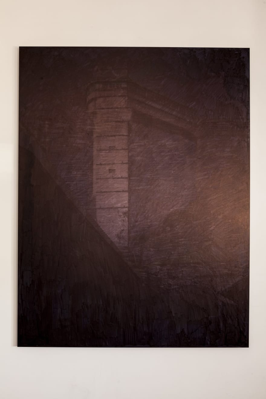 Cath Campbell, Untitled (Elevator), 2012