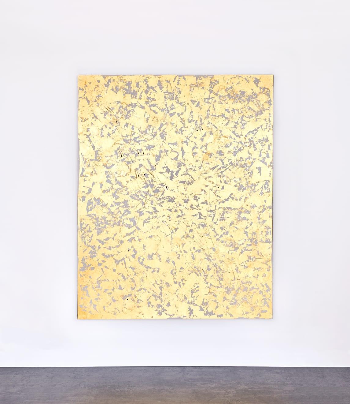 Jennifer Douglas, Golden Entropy, 2018