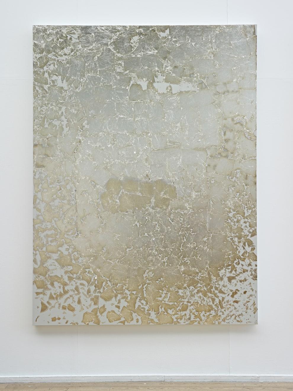 Jennifer Douglas, A Tacit Understanding (Silver), 2017