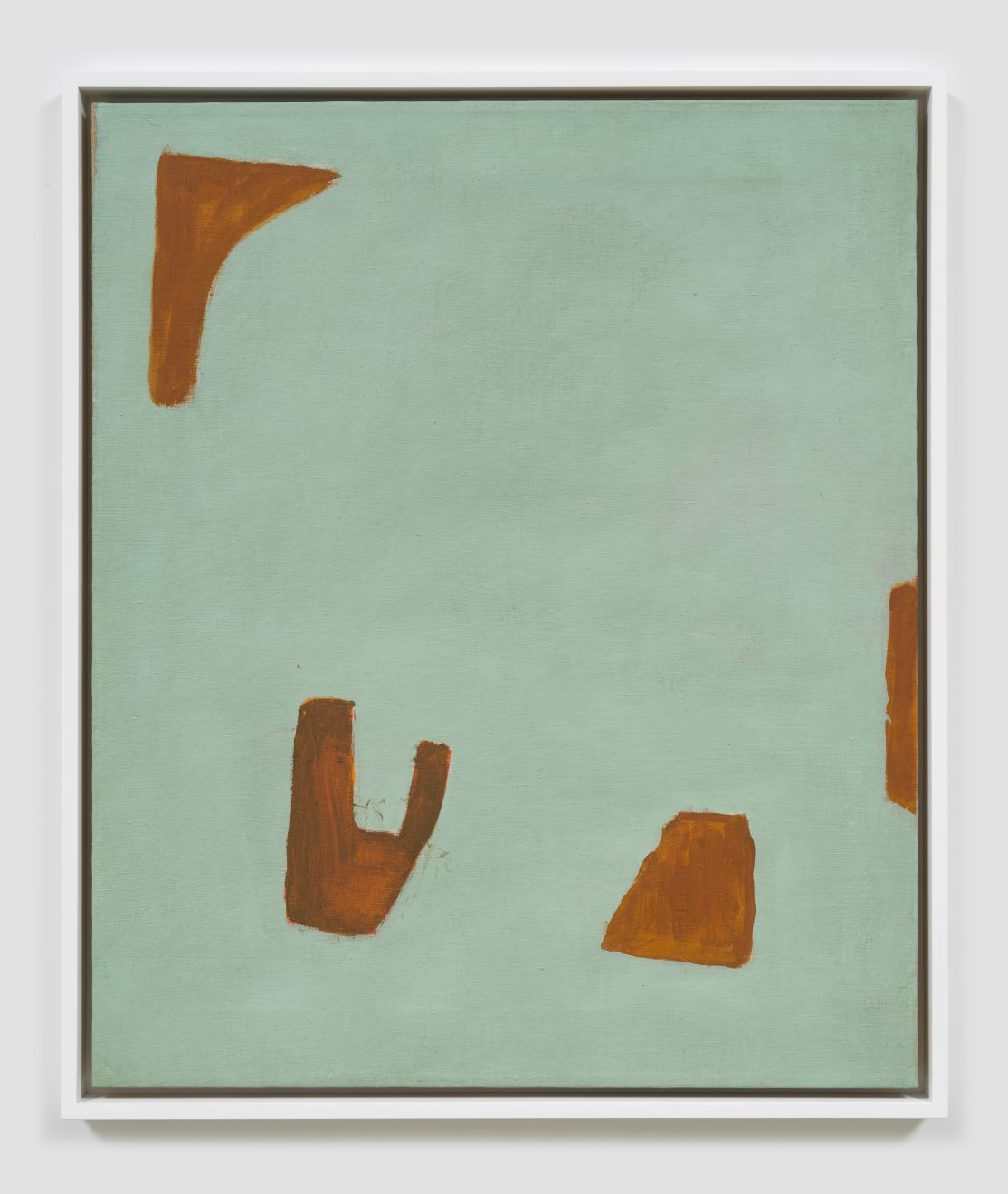 Betty Parsons Early Light, 1965 Acrylic on canvas 30.75h x 25.63w in (78.11h x 65.09w cm)