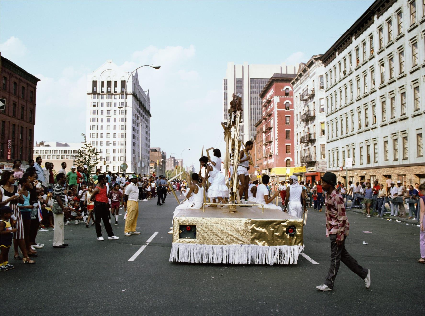 Art Is. . . (Float on 125th Street), 1983/2009
