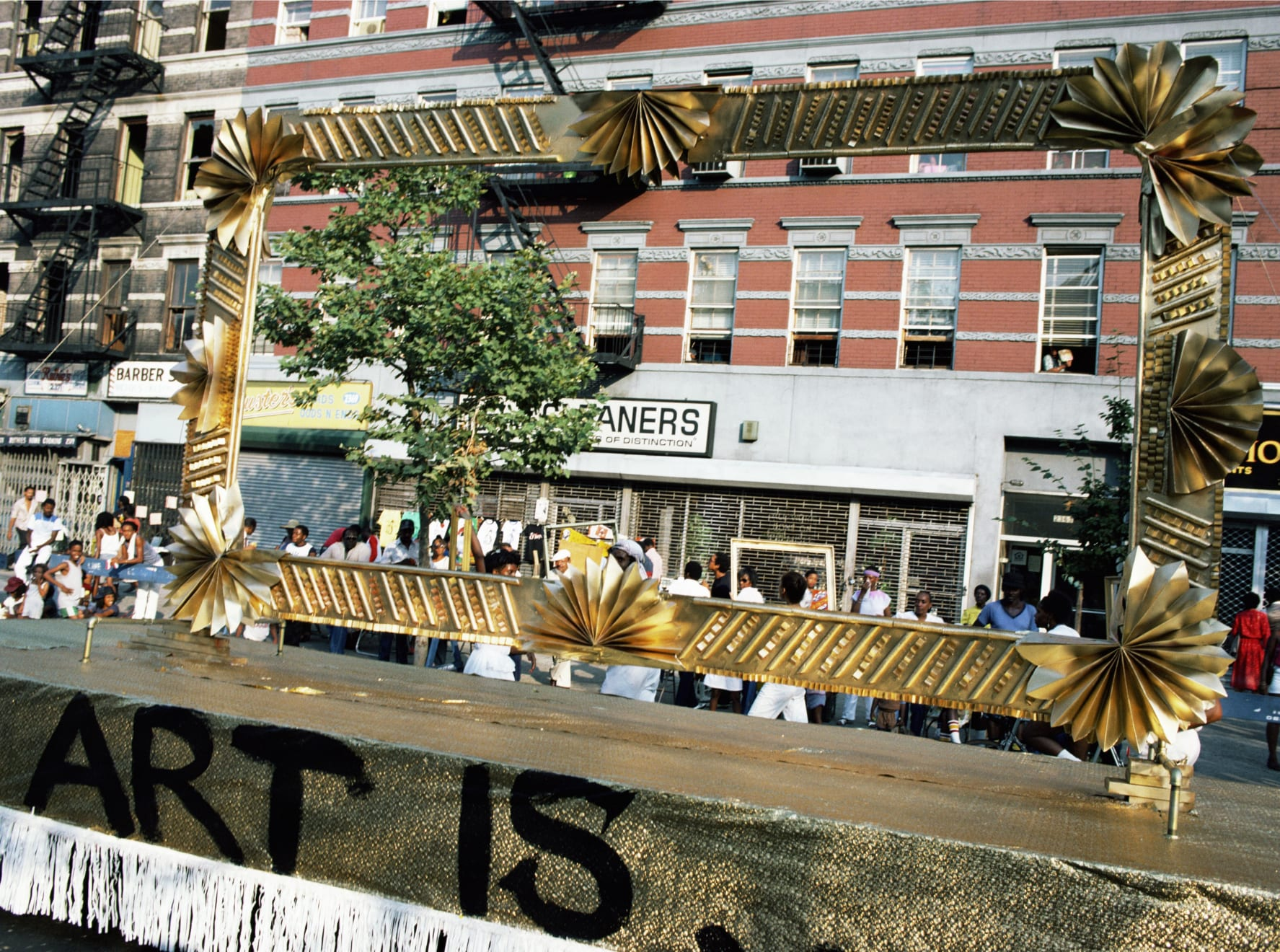Art Is. . . (Window Grilles), 1983/2009