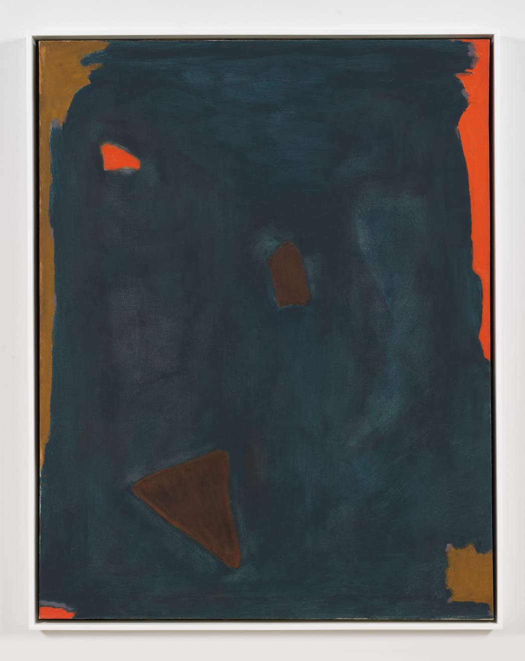 Betty Parsons Night Forms, 1960 Oil on canvas 52h x 40.50w in (132.08h x 102.87w cm)