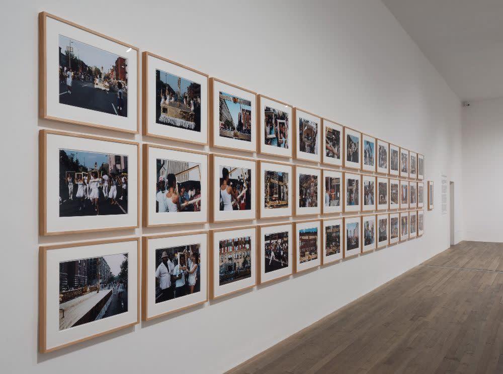 Lorraine O'Grady, Art is... (1983/2009), installation view, Soul of a Nation, Tate Modern, London, United Kingdom (2017)
