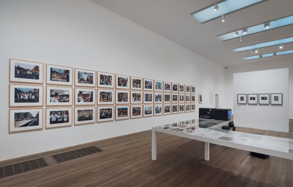 Lorraine O'Grady, Art is... (1983/2009), installation view, Soul of a Nation, Tate Modern, London, Unitd Kingdom (2017)