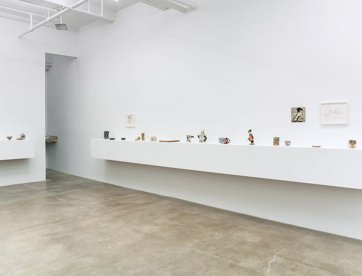 installation view, kaufmann repetto, new york, 2017